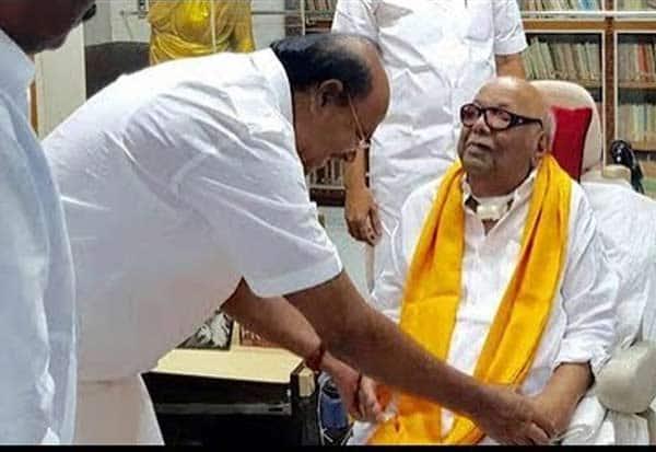 அன்புமணி,anbumani, ராமதாஸ்,Ramadoss, கருணாநிதி,Karunanidhi, தி.மு.க, DMK,  சட்டசபை,  Assembly, பா.ம.க.,PMK,
