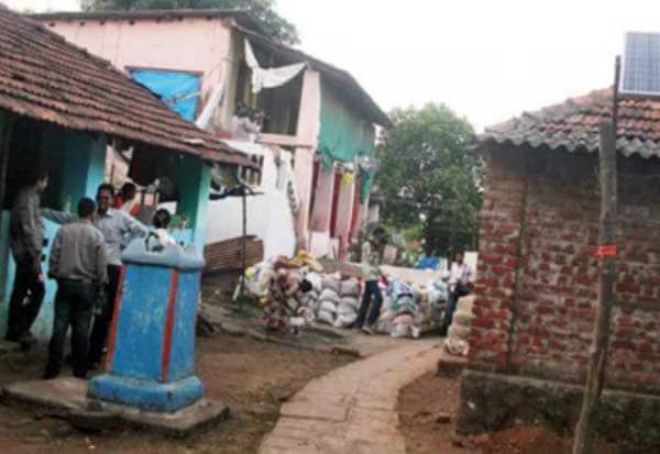 70 ஆண்டுக்கு பின் மின்சாரம் : எலிபென்டா மக்கள் மகிழ்ச்சி