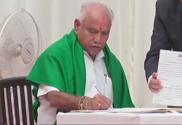 Karnataka Election 2018, Yeddyurappa, BJP,எடியூரப்பா, கர்நாடக முதல்வர் எடியூரப்பா , பாஜக, கர்நாடக கவர்னர் விஜூபாய் வாலா,கவர்னர் மாளிகை, கர்நாடக தேர்தல் 2018 ,கர்நாடகா தேர்தல், Karnataka Chief Minister Yeddyurappa,  Karnataka Governor vajubhai Vala, Governor House,Karnataka election,