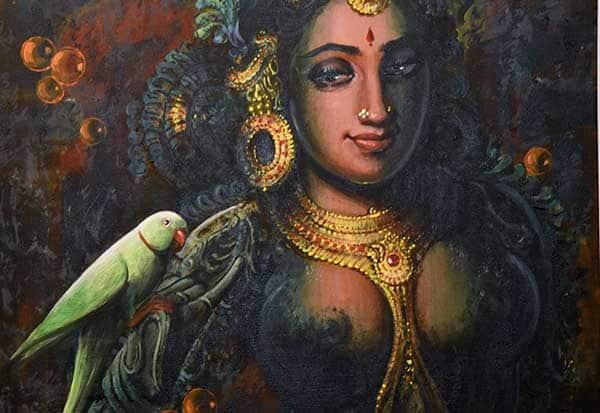 சென்னையில் ஓவிய கண்காட்சி