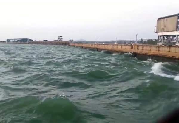 KRS dam,கே.ஆர்.எஸ்., அணை,1000 கனஅடி,நீர் திறப்பு