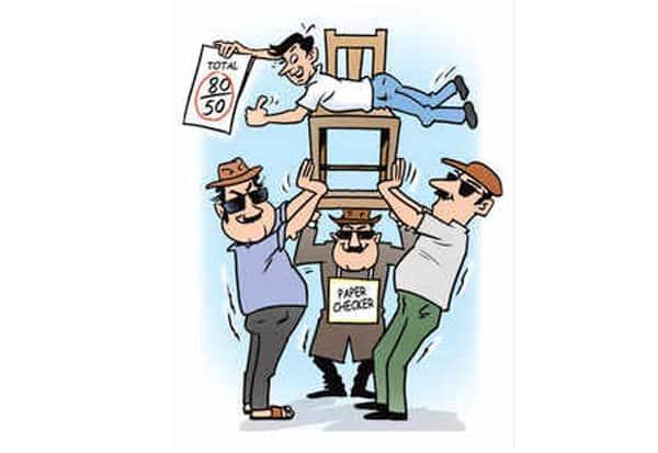 குஜராத் ஆசிரியர்கள்,  குஜராத் கல்வி வாரியம்,தேர்வு மதிப்பெண் , 10ம் வகுப்பு விடைத்தாள்கள், 12ம் வகுப்பு விடைத்தாள்கள்,  ஆசிரியர்கள், குஜராத் மாணவர்கள் , Gujarat Teachers, Gujarat Educational Board, Examination,  10th class answer sheets, 12th Class answer sheets, Teachers, Gujarat Students,