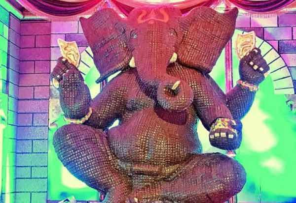 விநாயகர் சதுர்த்தி, ஐதராபாத், தெலுங்கானா சட்டசபை தேர்தல், விநாயகர் சதுர்த்தி செலவு, அரசியல்வாதிகள், தெலுங்கானா, லாலாபேட் கணேஷ் உத்சவ் சமிதி, விநாயகர் சிலை,  Vinayagar Chaturthi, Vinayagar Statue, Hyderabad, Telangana assembly election, Vinayagar Chaturthi spending, politicians, Telangana, Lalabat Ganesh Utsav Samiti,