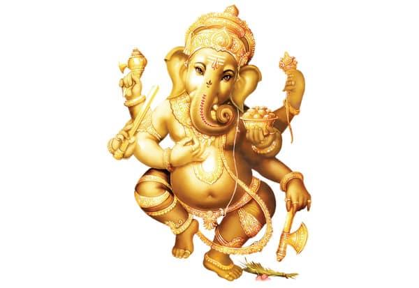 மகா கணபதியின் மலர்ப்பாதமே கதி: இன்று விநாயகர் சதுர்த்தி
