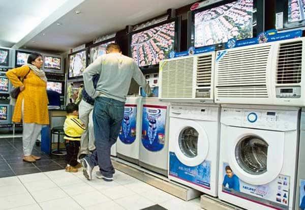 இறக்குமதி வரி, சுங்கவரி, குளிர்சாதன பெட்டி, வாஷிங் மெசின் ,  நடப்பு கணக்கு பற்றாக்குறை , மத்திய அரசு , சுங்க வரிஉயர்வு ,  ஏசி, பிரிட்ஜ்,  Import Tax, Customs, AC, refrigerator, Washing Machine, Current Account Deficit, Central Government, Customs Taxes,air conditioner