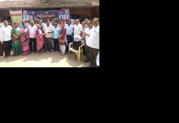 சங்கராபுரத்தில் கண் சிகிச்சை முகாம்