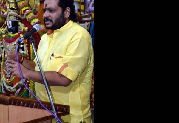 நமது கலாசாரத்தை காப்பது திருவிழாக்கள் தான்: தினமலர் வெளியீட்டாளர் கோபால்ஜி பேச்சு