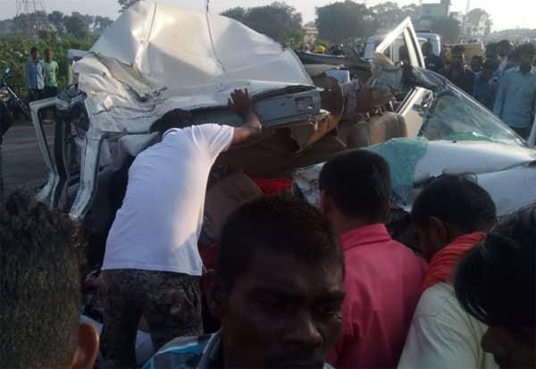 சத்தீஸ்கர், சாலை விபத்து, 9 பேர் விடுதலை