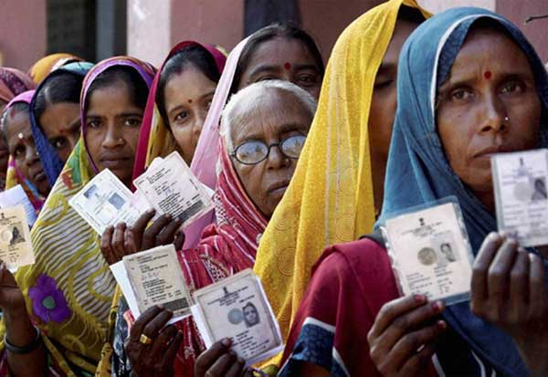 ராஜஸ்தான், தெலுங்கானா மாநிலங்களுக்கு இன்று தேர்தல்