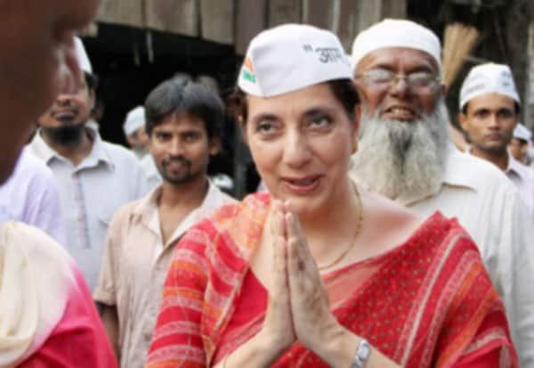 ஆம் ஆத்மி மூத்த பெண் நிர்வாகி மீரா சன்யால்  காலமானார்