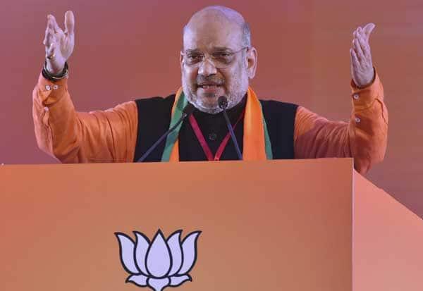 அமித்ஷா, பா.ஜ., பானிபட் போர், லோக்சபா தேர்தல்