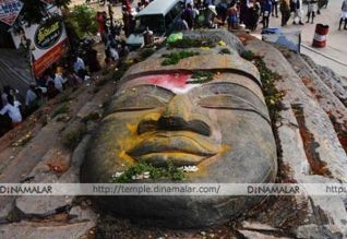 கோதண்டராமர் சிலைக்கு சிக்கல்