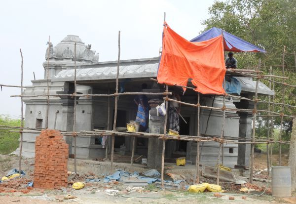 அகத்தீஸ்வரர் கோவில் புனரமைப்பு ஏப்ரலில் மஹா கும்பாபிஷேகம்