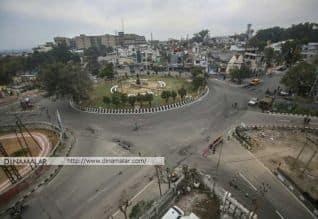 காஷ்மீரில் 144 உத்தரவு; நகரங்கள் வெறிச்