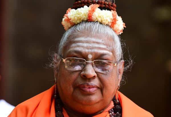 பசவ தர்மா பீடத்தின் தலைவர் மாதே மகாதேவி முக்தி அடைந்தார்