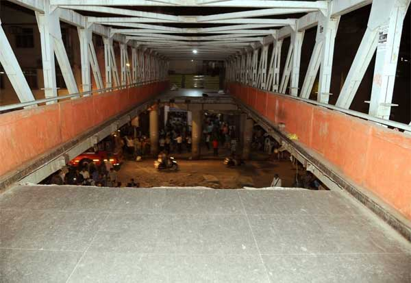 MumbaiBridgeCollapse, மும்பை, நடை மேம்பாலம்
