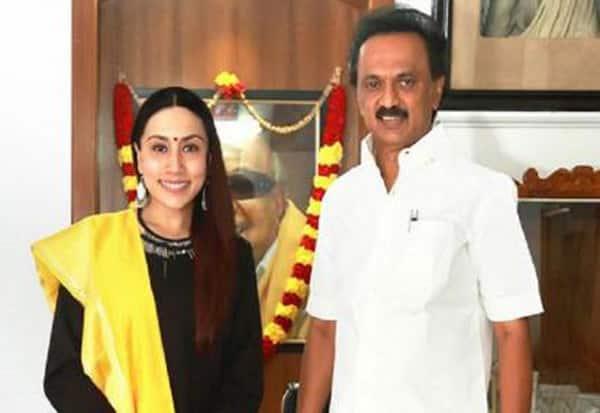 ஸ்டாலினுடன் சத்யராஜ் மகள் சந்திப்பு Tamil_News_large_2236157