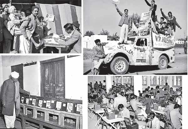 முதல் தேர்தல் நடந்தது எப்படி? | Dinamalar Tamil News