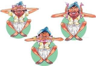 கரை வேட்டி,காவலாளி,பணத்தை,பாதுகாக்க,பலே ஏற்பாடு