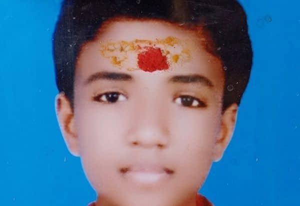 சிறுவன் ஜலசமாதி ஆனதாக பரபரப்பு