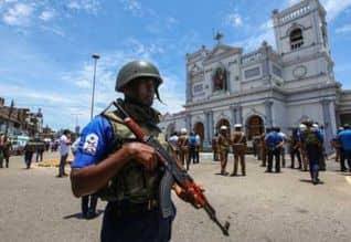 இலங்கை குண்டுவெடிப்பு: 100 பேர் கைது