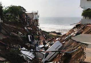 தென் ஆப்ரிக்காவில் மழைக்கு 51 பேர் பலி
