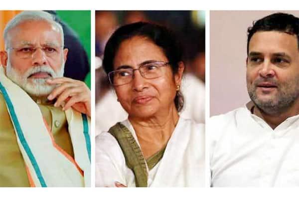 மோடி, ராகுல், மம்தா, தேர்தல் பிரசாரம்