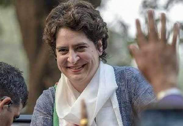 பிரியங்கா, காங்கிரஸ், குழந்தைகள், தேர்தல் ஆணையம்