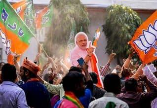 கர்நாடகாவில் காட்சி மாறியது