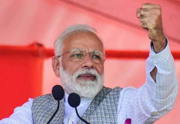 மோடி, லோக்சபா தேர்தல்