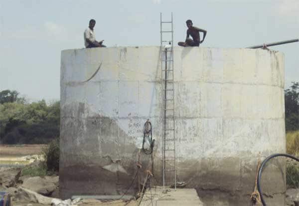 தண்ணீர், டி.என்.பி.எல்., நிறுவனம்