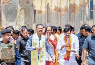 ராமர் கோவில்,உத்தவ்
