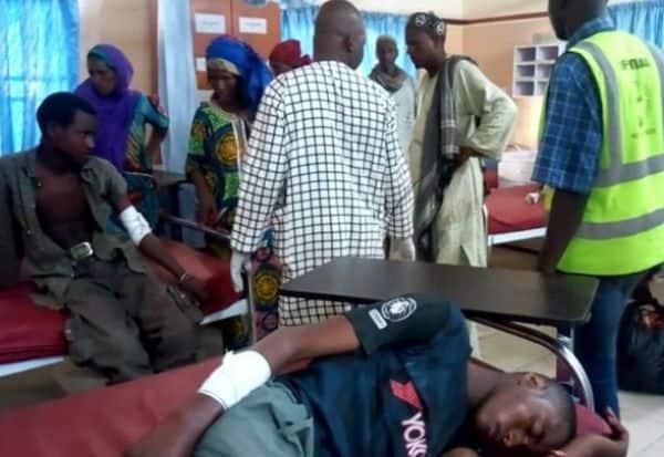 தற்கொலைப்படை தாக்குதல்  30 பேர் பலி