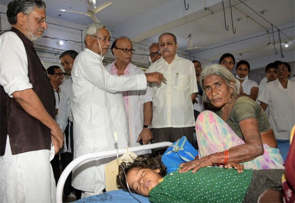 PIL,Nitish Kumar,109 Deaths,Muzaffarpur