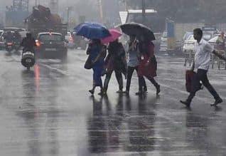 11 மாவட்டங்களில்  இன்று லேசான மழை