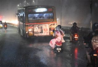 சென்னையில் மழை
