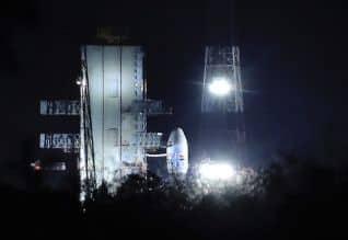 சந்திரயான் - 2,ராக்கெட்,சிலிண்டரில் கசிவு