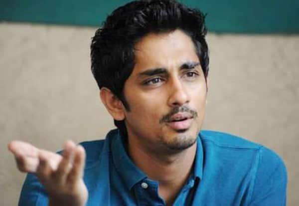 நடிகர் சித்தார்த் மீது போலீசில் பா.ஜ. புகார்