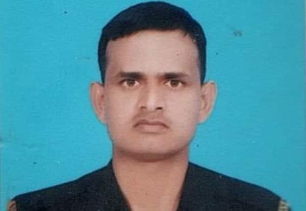 காஷ்மீர், இந்திய வீரர், வீரமரணம்