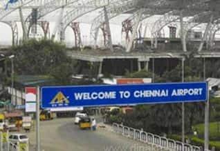 சென்னை:தங்கம், ஈரானியகுங்குமப்பூ கடத்திய 4 பேரிடம் ...