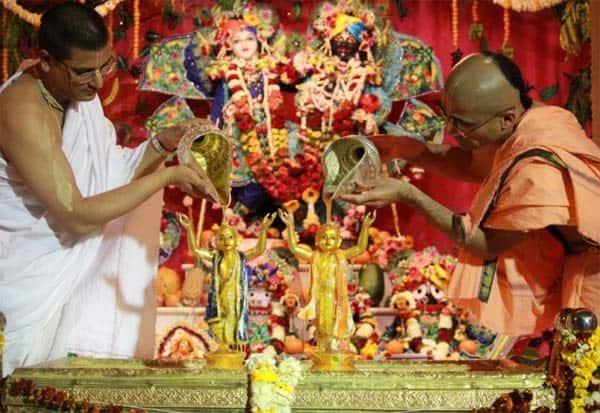 ஜன்மாஷ்டமி, கிருஷ்ண ஜெயந்தி, மதுரா, விழாக்கோலம்