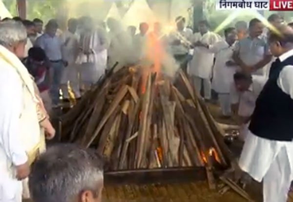 Nigambodh Ghat, ArunJaitley,BJP,அருண் ஜெட்லி,பா.ஜ,