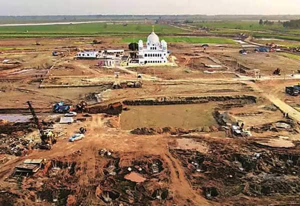Kartarpur Corridor, India,  Pakistan, கர்தார்பூர், பாகிஸ்தான், இந்தியா,