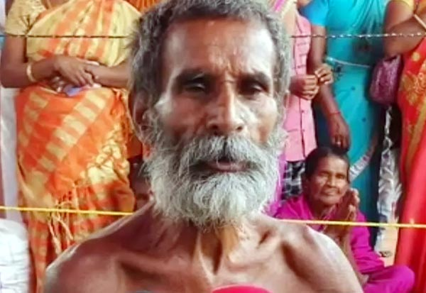 ஜீவசமாதி நாடகம்: சாமியார் மீது வழக்கு