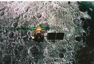 விக்ரம் லேண்டரை தொடர்பு கொள்ள முடியாத நாசா