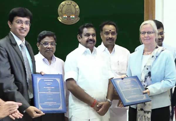 Bus, KfW, Tamilnadu, Agreement, பேருந்து, கடன், தமிழ்நாடு, போக்குவரத்துகழகம்