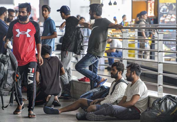 மெக்சிகோ, 311 இந்தியர்கள் , நாடு திரும்பினர்