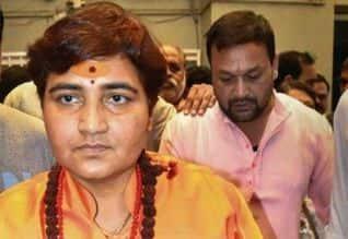 தேசத்தின் மகன் காந்தி: பிரக்யா தாக்கூர்