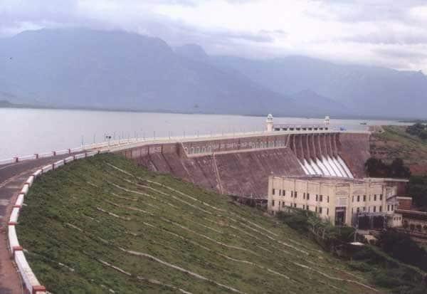 பவானி சாகர்,9,100 க.அடி நீர், வெளியேற்றம்