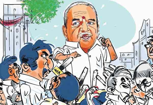 'ரஜினிக்கு பொன் ராதா பச்சைக் கொடி!'